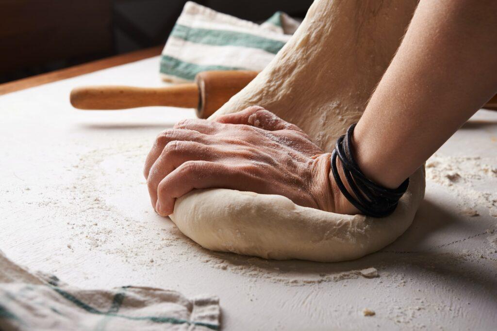 slippery bread